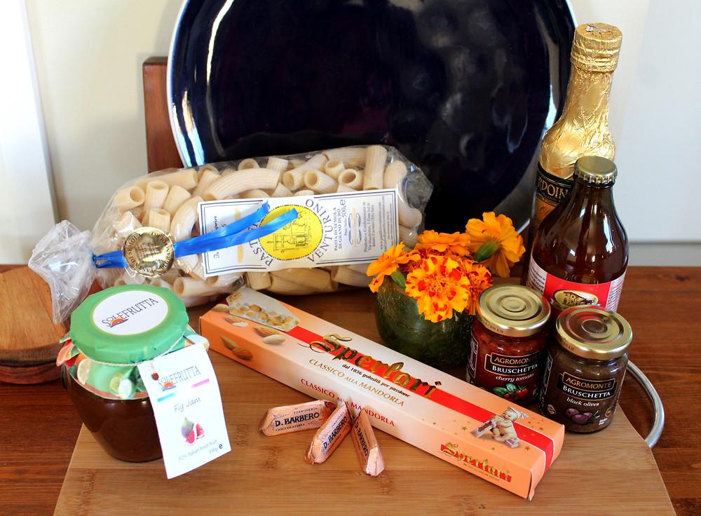 Italian Food Gift Box