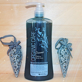 Christmas Gift Idea #14 Charcoal Body Wash