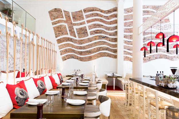 1821 Restaurant Sydney