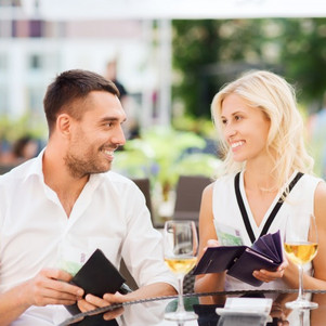 Who pays the Valentine's Day bill? Tips for managing this often-uncomfortable issue