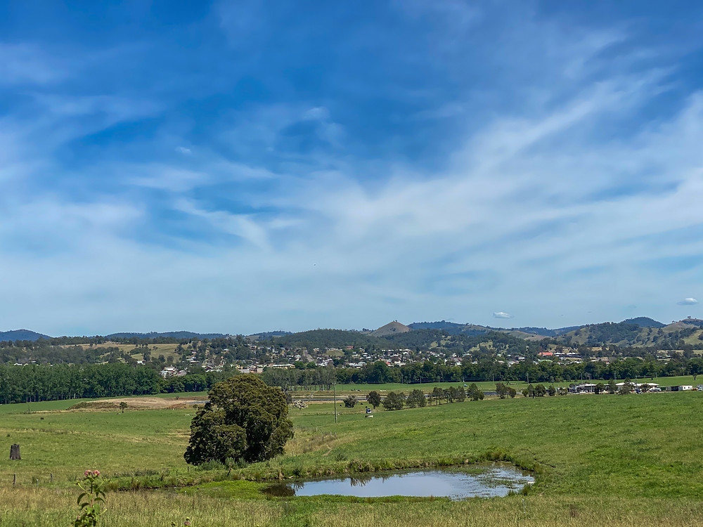 Dungog Hunter Valley NSW