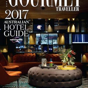 2017 Gourmet Traveller Australian Hotel Guide Winners