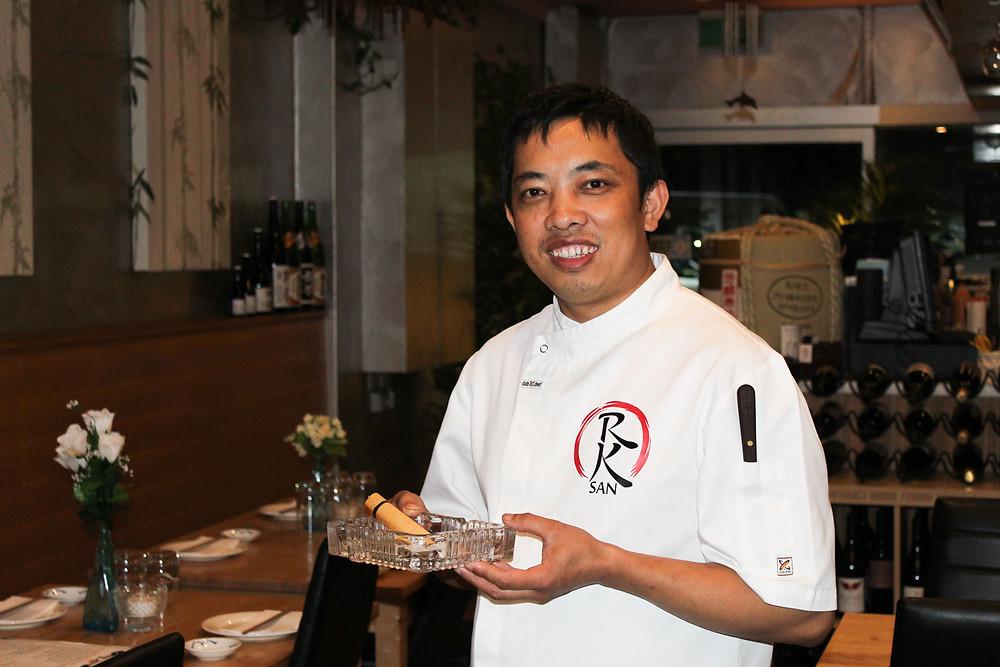 Chef RK Tamang