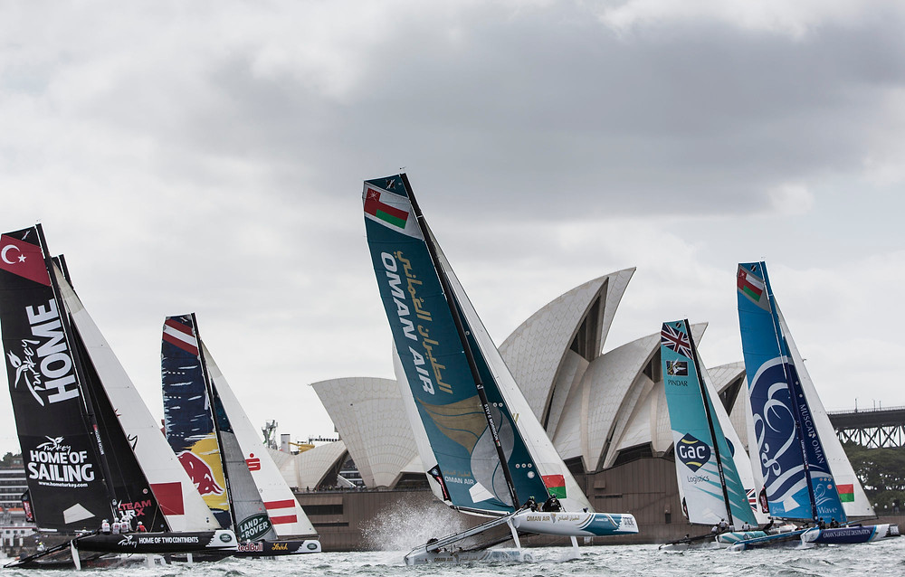 Extreme Sailing Series Sydney