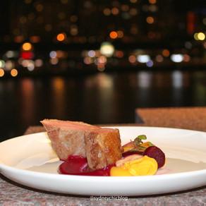 Cafe del Mar Sydney Moet & Chandon Champagne Dinner