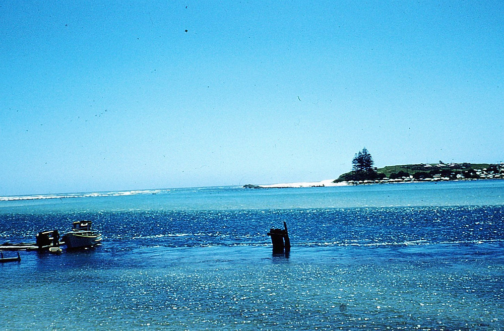 early photos of Forster NSW