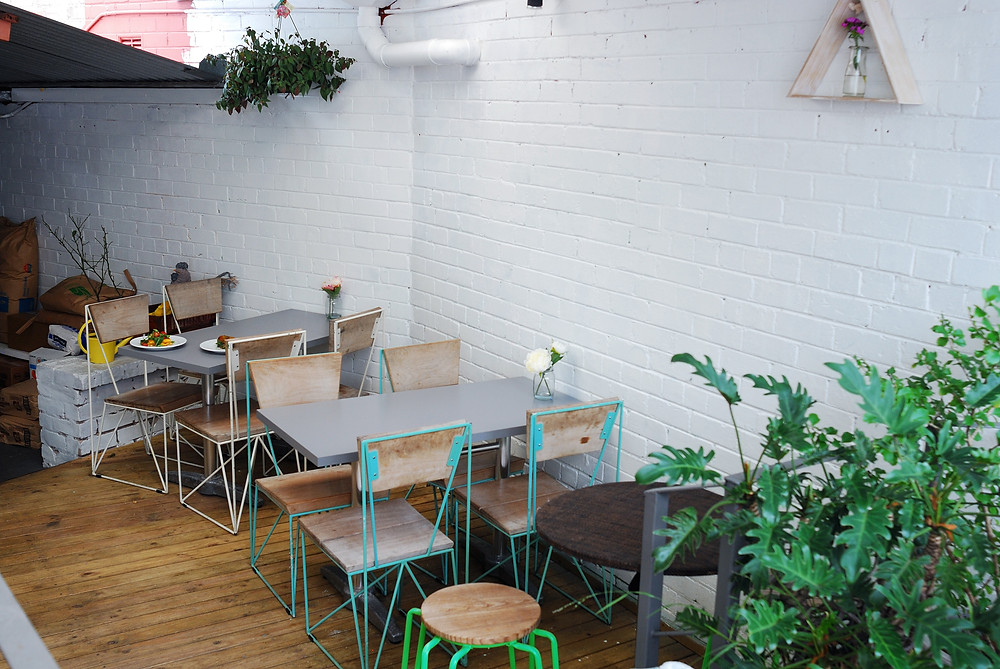 Zebra Cafe Bondi