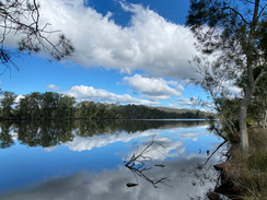 Reflection Coolongolook River NSW