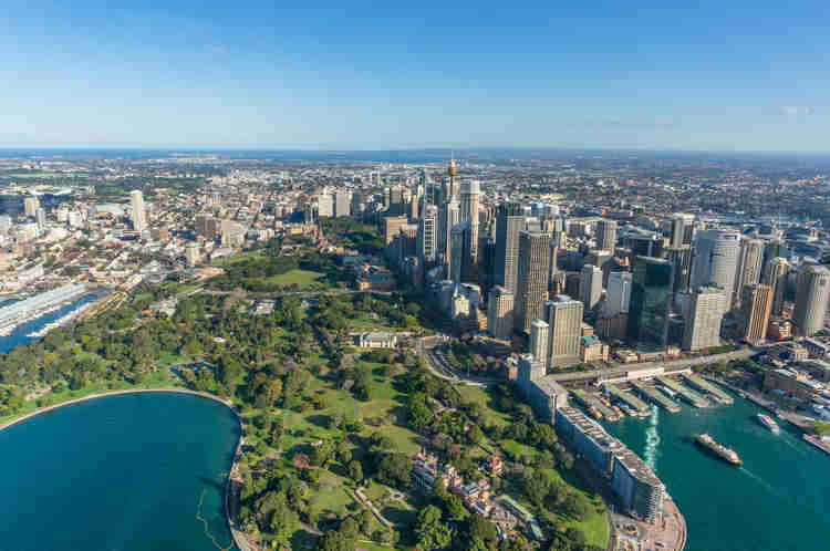 Things to do in Sydney in one day