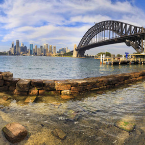 Sydney's Heritage built on Sandstone and intricate Architecture