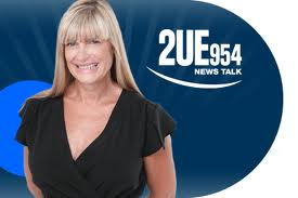 Sharina Radio 2UE