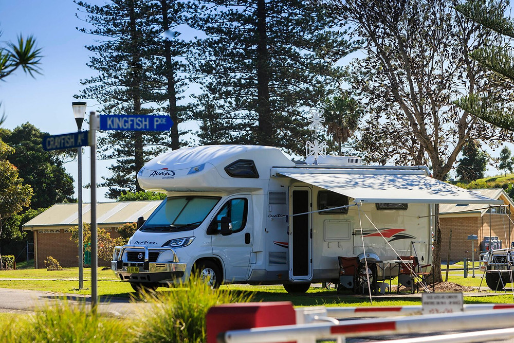 Holiday parks Forster NSW