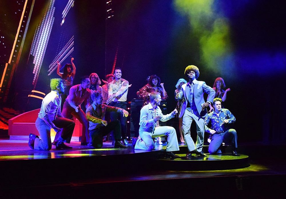 Saturday Night Fever Theatre Review Sydney