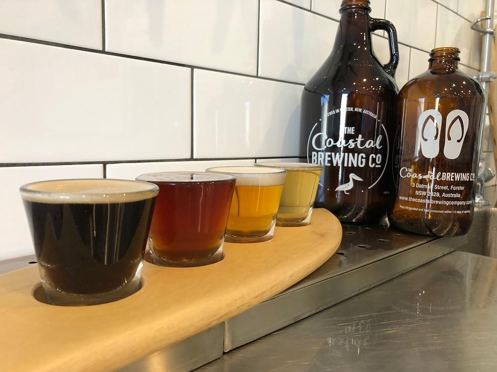 the coastal brewing company forster