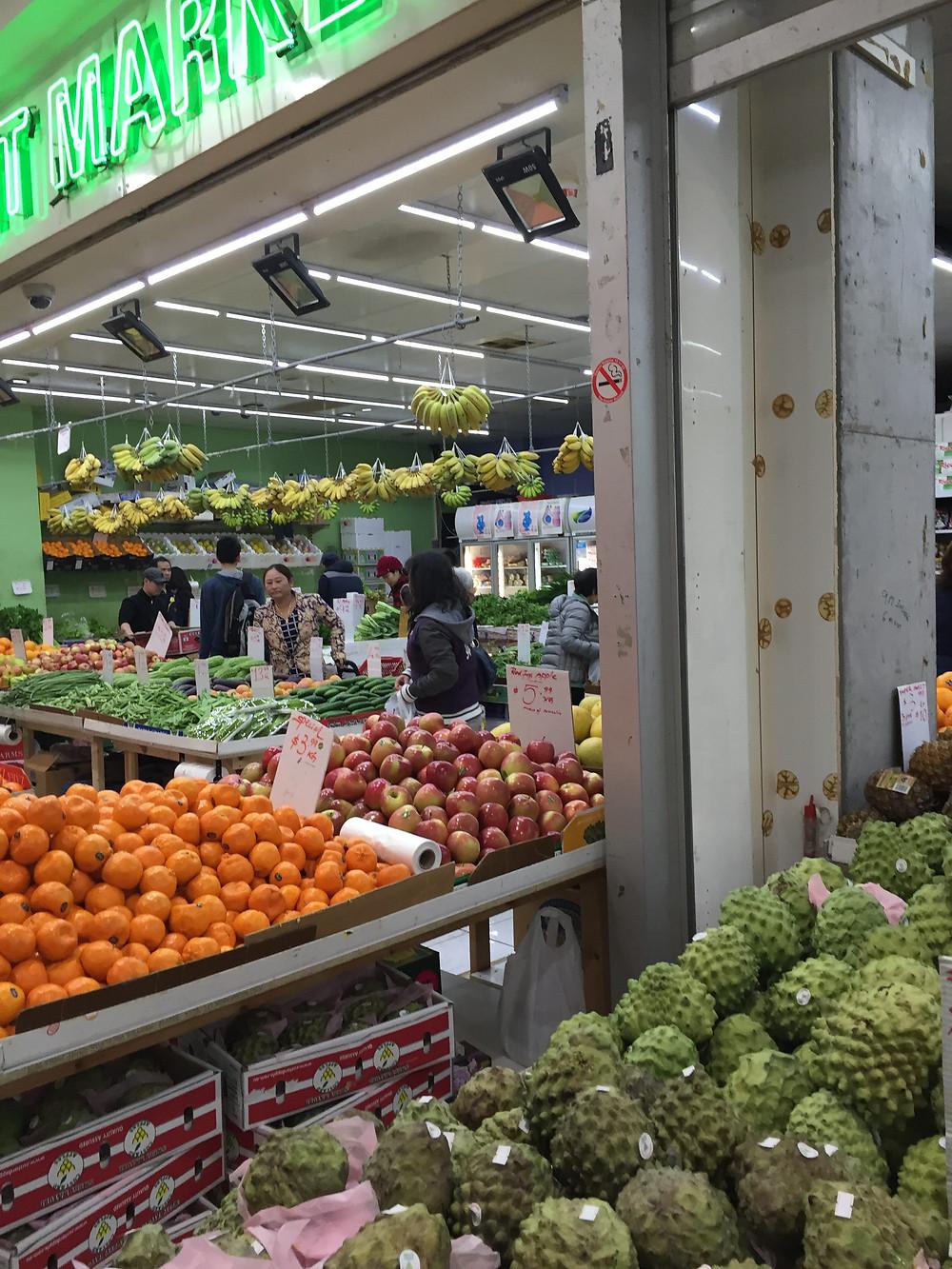 Cabramatta Fruit Market