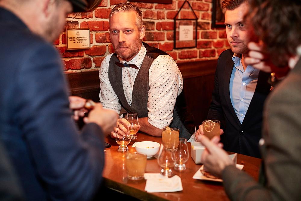 Dewars Scotch Egg Club
