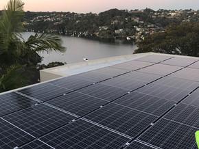 Solar Panels Castlecrag
