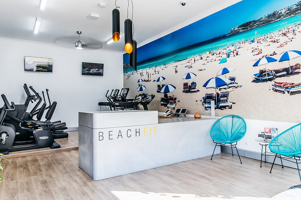 BEACHFT BONDI BEACH
