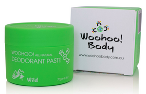Woohoo Natural Deodorant