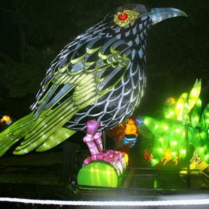 Vivid at Taronga Zoo: The View Restaurant