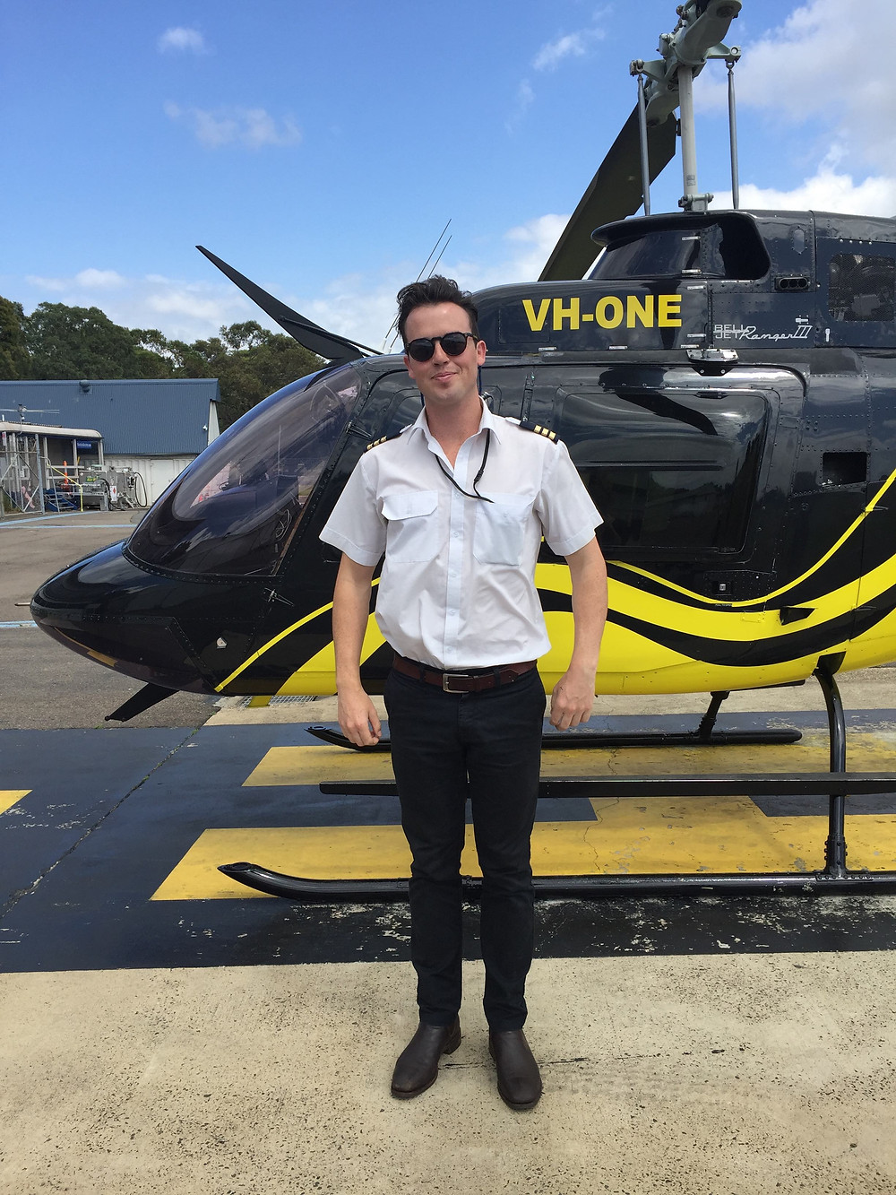 Helicopter flights Sydney