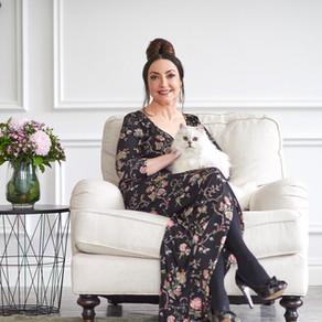 Leona Edmiston Designs Accessories for Fancy Cats