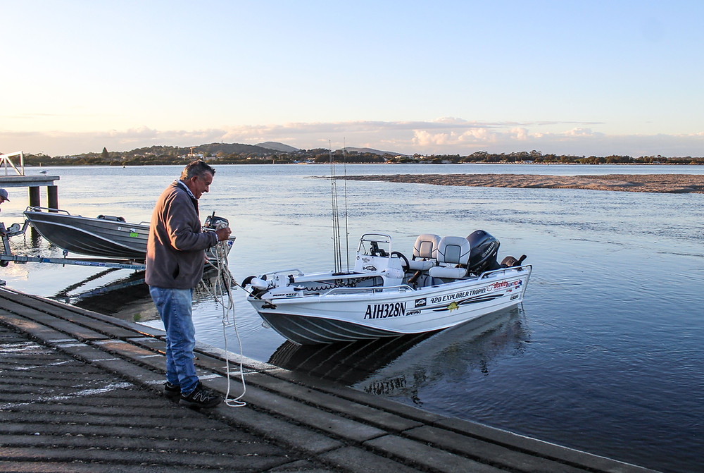 Best Fishing Spots Forster