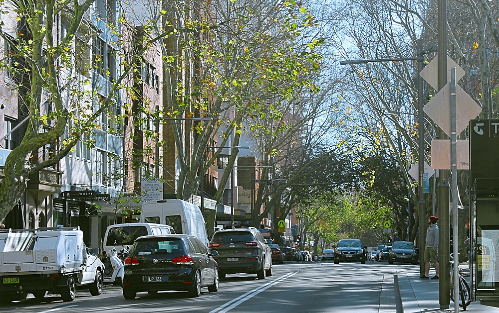 potts point sydney