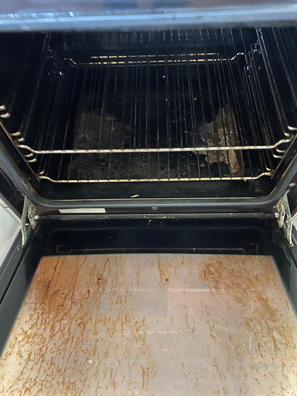 low tox oven cleaner