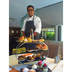 High Tea in May at Pullman Sydney Hyde Park