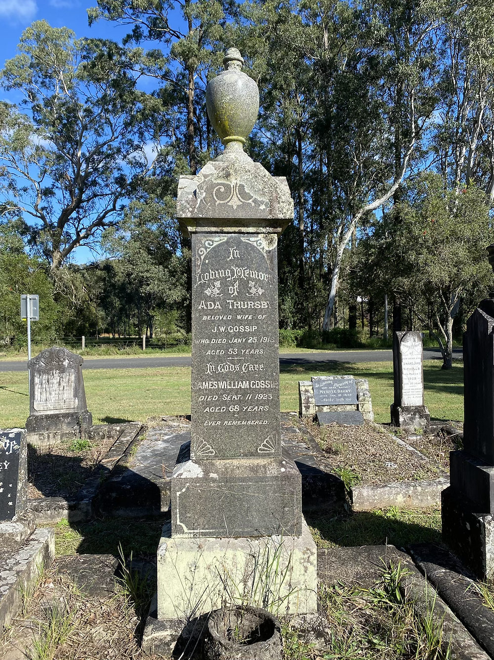 Stroud Cemetery