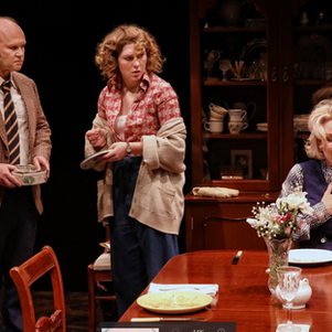 Theatre Review: Table Manners