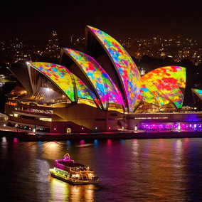 The Show Must Go On | Vivid Sydney
