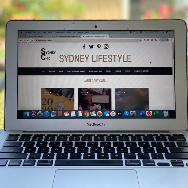 Wix website designer NSW