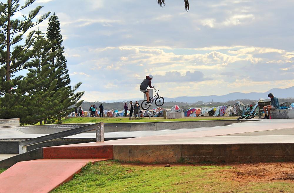 Skatepark Port Macquarie