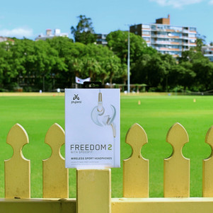 Christmas Gift Idea #6 -Jaybird Freedom 2 Wireless Sport Headphones