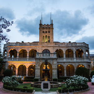The Bachelor was recently filmed at the iconic Curzon Hall