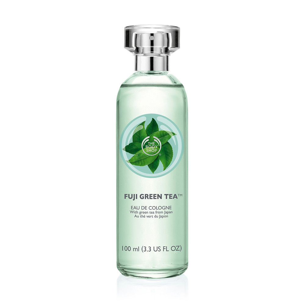 Body Shop Fuji Green Tea Eau de Cologne