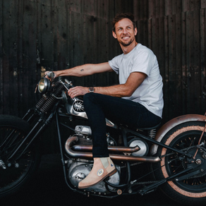 Jenson Button Becomes the Face of Duke + Dexter's Latest Collaboration