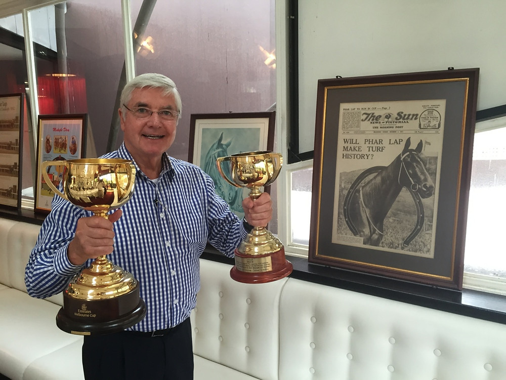 Peter St Albans Jockey
