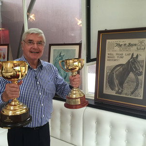 The 13 Year Old Aboriginal Jockey Who Won a Melbourne Cup