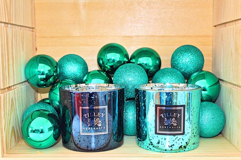 Tilley Candles