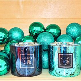 Christmas Gift Idea #11 - Le Sparkle Tilley Candles
