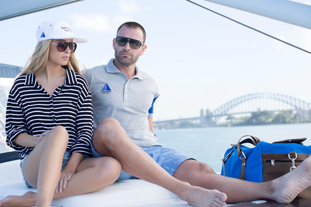 Sydney Harbour Yacht Club Apparel