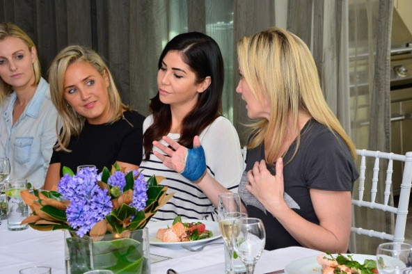 Chelsea Tromans, Alicia Coughlan, Leigh Campbell and Zoe Roebuck.jpg
