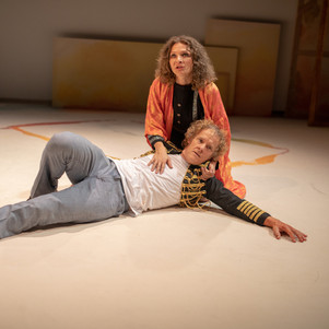Theatre Review: Brett and Wendy…A Love Story Bound by Art