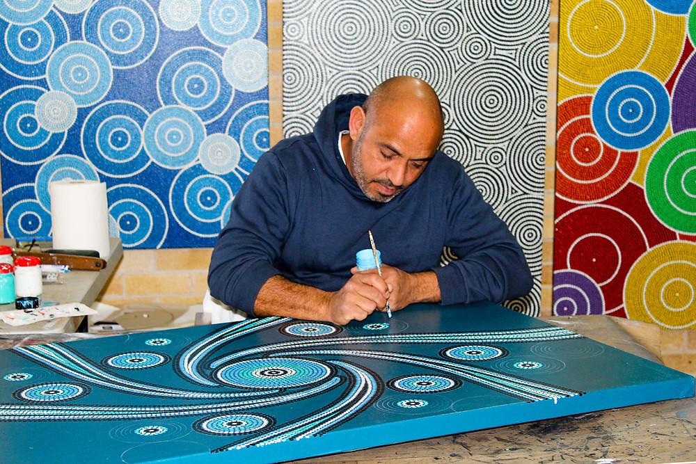 Winston Walford Aboriginal Art