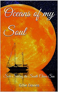 Oceans of my Soul by Gillie Davis