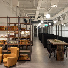 Work Club - A New Sophisticated Working Space in Barangaroo