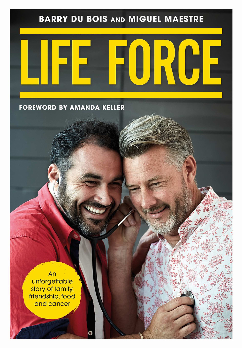Life Force Barry Du Bois and Miguel Maestre